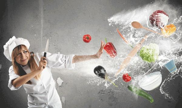 料理上手への道