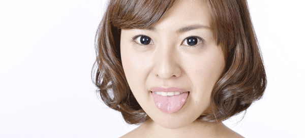 舌を磨こう