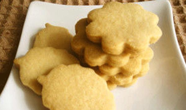 卵なしクッキー